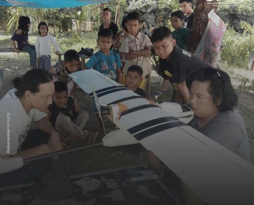 Proses Pemetaan Sawit Rakyat Swadaya